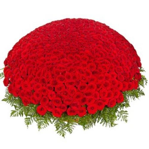 Купить на заказ 301  роза с доставкой в Ушарале